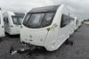2016 Sterling Continental 580 TF Used Caravan