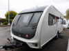 2016 Sterling Eccles 590 Alde New Caravan