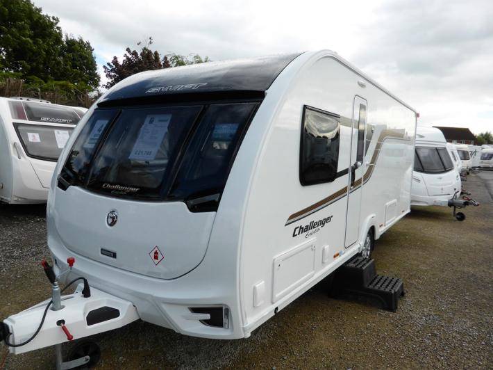 Lastest New Swift Caravans For 2015  News  Practical Caravan