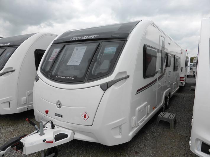 Innovative 2012 Swift Caravan Range  Details Of The 2012 Swift Caravan