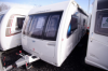 2017 Lunar Conquest 554 Used Caravan