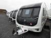 2017 Swift Challenger 560 Alde New Caravan
