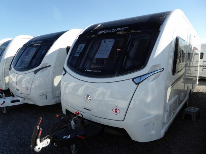 Perfect Practical Caravan  New Swift Caravans For 2016 2