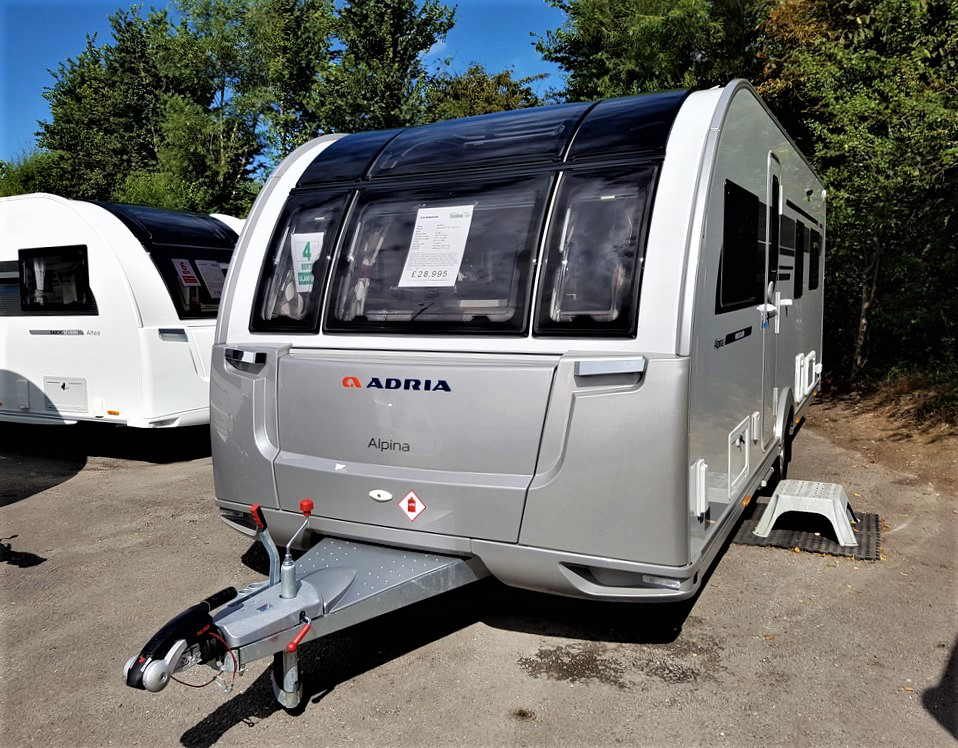 2018 Adria Alpina 613 UC Missouri | New Carvans | Highbridge