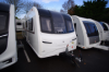 2018 Bailey Unicorn II Cartagena Used Caravan
