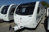 2018 Sprite Coastline Design Edition Q6FB Used Caravan