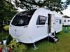 2018 Sprite Quattro EB New Caravan