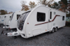 2017 Swift Challenger 635 ALDE Used Caravan