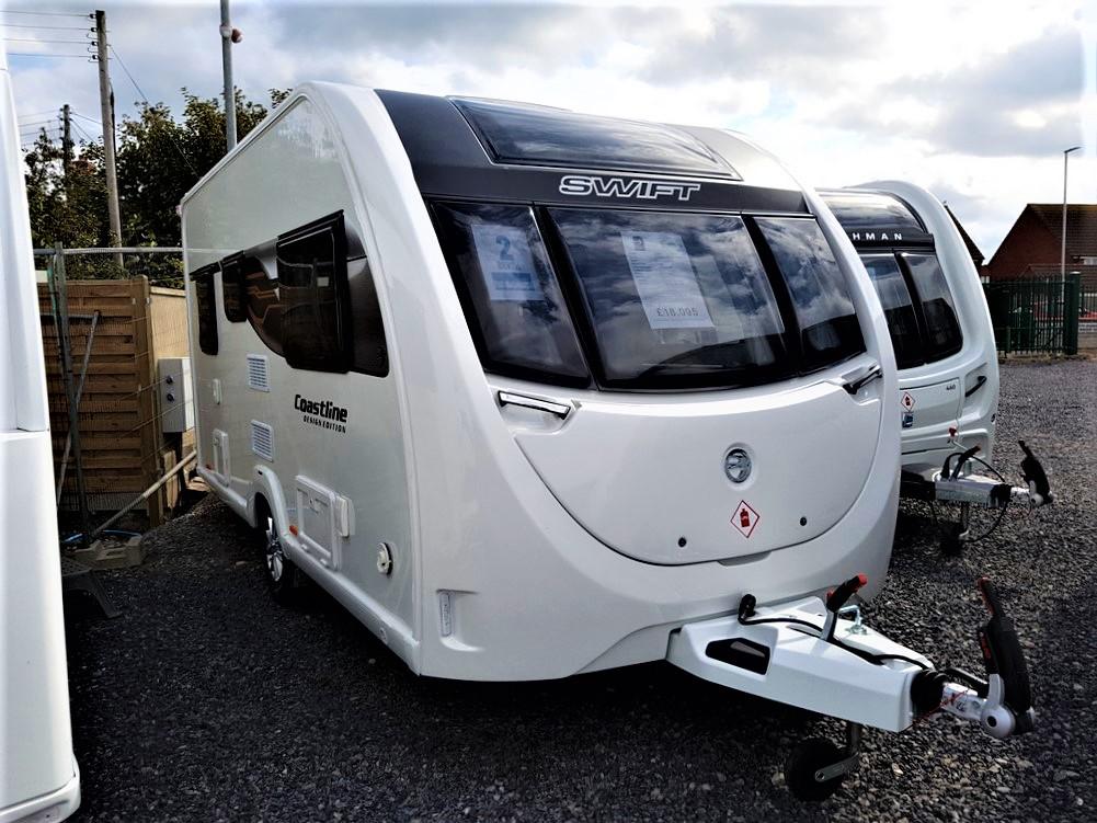 5f635f8ca7 2018 Swift Coastline Design Edition A2 New Caravan