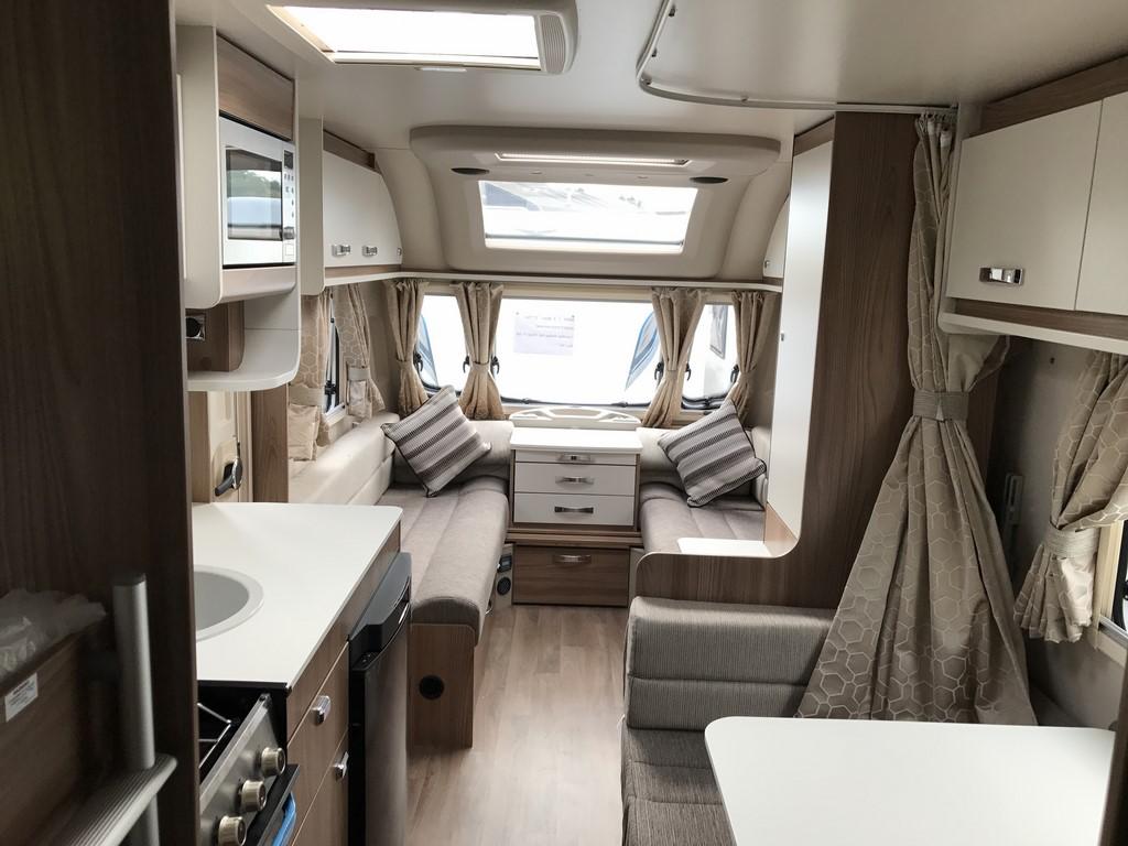 aa64cb82dc 2018 Swift Coastline Design Edition M6 SR New Caravan