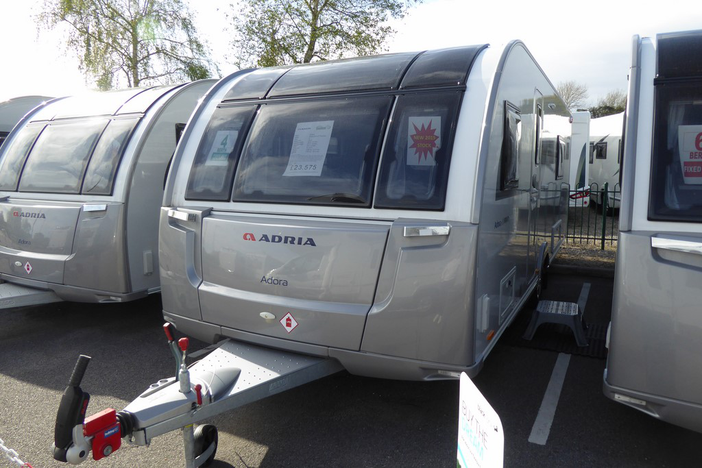 2019 Adria Adora 613 UT Thames | New Carvans | Highbridge