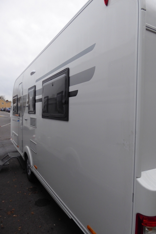 2019 Adria Altea 552 UP Trent | New Carvans | Highbridge