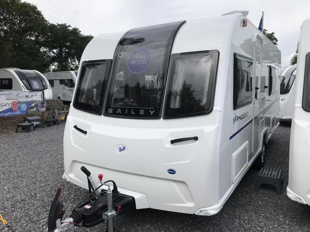 2019 Bailey Phoenix 440 New Carvans Highbridge Caravan