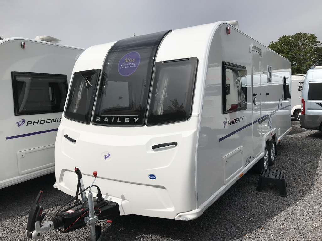 2019 Bailey Phoenix 760 New Carvans Highbridge Caravan