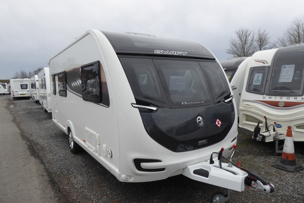 2019 Swift Elegance 530 | New Carvans | Highbridge Caravan