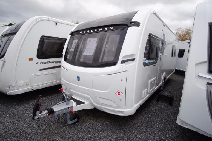 Coachman Acadia Design Edition 545 --