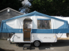 2005 Pennine Sterling Used Folding Camper