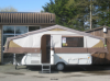 2008 Pennine Pathfinder Used Folding Camper