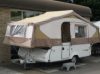 2008 Pennine Sterling Used Folding Camper