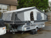 2011 Pennine Quartz 6 Used Folding Camper