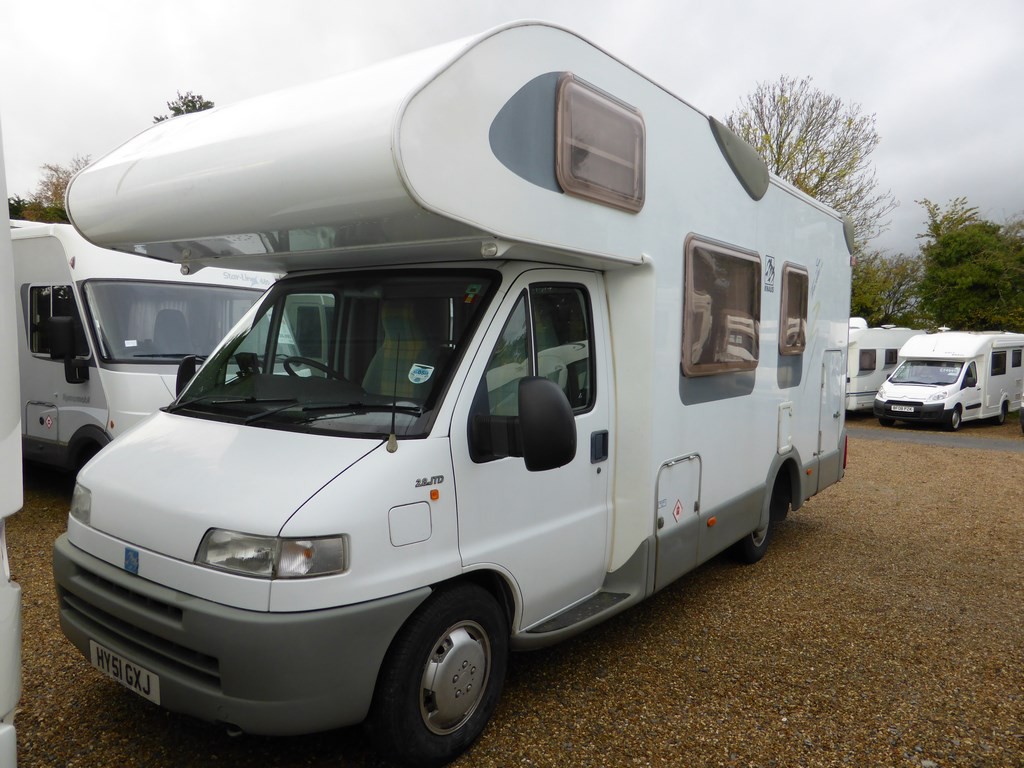 Popular  Neovan 2014 Motorhome From Highbridge Caravans On Motorhome Finder