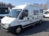 2004 Adria Twin Used Motorhome