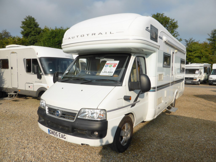 2005 Auto Trail Frontier Scout Used Motorhomes