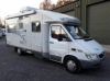 2005 Hymer T-Class 655M GT Used Motorhome