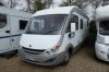 2008 Burstner Aviano I725 Used Motorhome