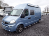 2008 Vauxhall Olympic High Top Used Motorhome