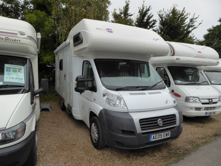 Cool  Chausson Welcome 737  New Motorhomes  Highbridge Caravan Centre Ltd