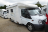 2010 Chausson Flash 14 Used Motorhome
