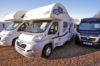 2011 Bailey Approach 760 Used Motorhome