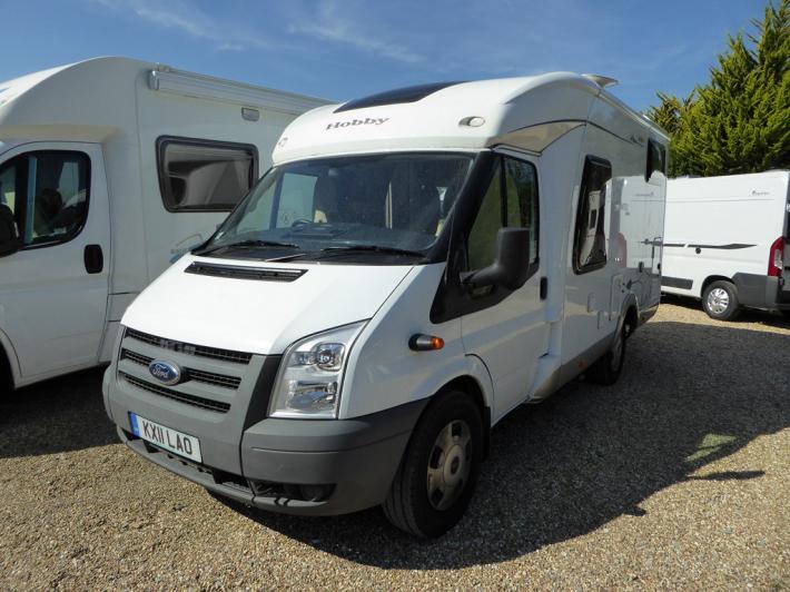 2011 Hobby Van T500 Used Motorhomes Highbridge Caravan