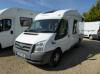 2011 Hobby Van T500 Used Motorhome