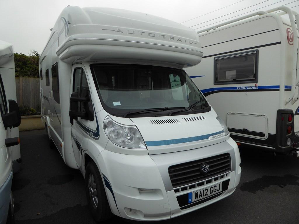 Brilliant 2012 Auto-Trail Frontier Mohawk | Used Motorhomes | Highbridge Caravan Centre Ltd.