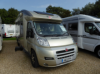 2013 Burstner Ixeo Plus IT 724 Used Motorhome