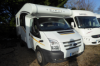 2013 Trigano Tribute 615 Used Motorhome
