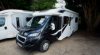 2016 Bailey Approach Autograph 745 Used Motorhome