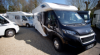 2016 Bailey Approach Autograph 765 Used Motorhome