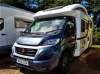 2016 Burstner Ixeo IT 726G Sovereign Used Motorhome