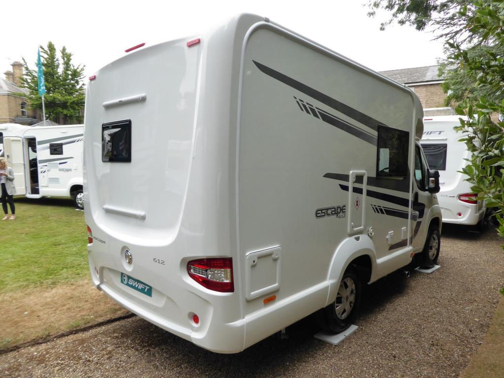 2019 Swift Escape 612 New Motorhomes Highbridge Caravan Centre Ltd Fuse Box Motorhome