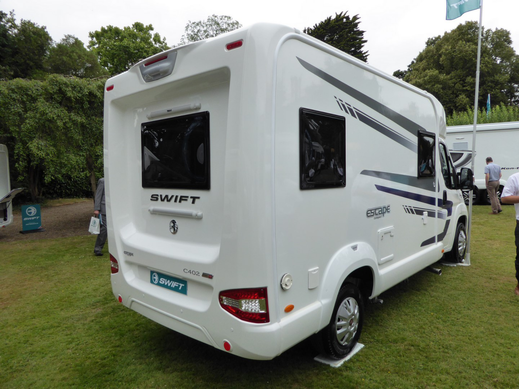 2019 Swift Escape Compact C402 New Motorhomes Highbridge Caravan Fuse Box 0 Stars Reviews Review This Motorhome Product Code Hccqf70902 Available To Order