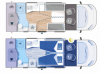 2021 Chausson First Line 630 New Motorhome