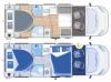 2021 Chausson Titanium Premium 648 New Motorhome