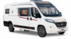 2021 Rapido Van V62 New Motorhome