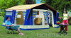 2004 Raclet Flores Used Trailer Tent