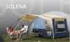 2010 Raclet Solena Used Trailer Tent