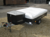 2015 Raclet Moovea Used Trailer Tent