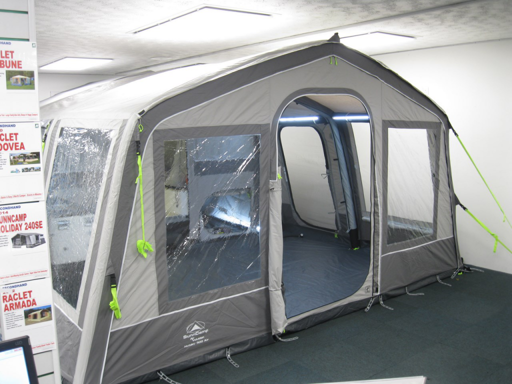 2017 Sunnc& Holiday 300 Air | New Trailer tents | Highbridge Caravan Centre Ltd. & 2017 Sunncamp Holiday 300 Air | New Trailer tents | Highbridge ...